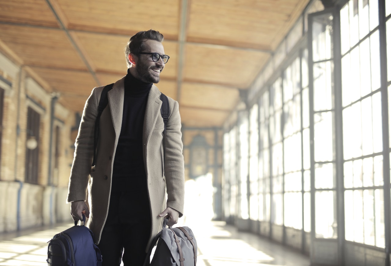 Fashion and Travel for men