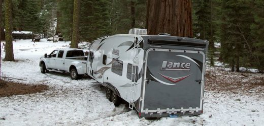 Step By Step RV Winterizing Checklist & Information
