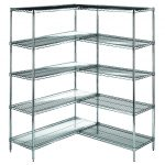 Chrome Wire Shelving Unit: Why Do You Need It In Your Home?